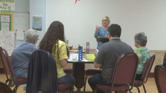 Local church begins forum to promote change in Columbia