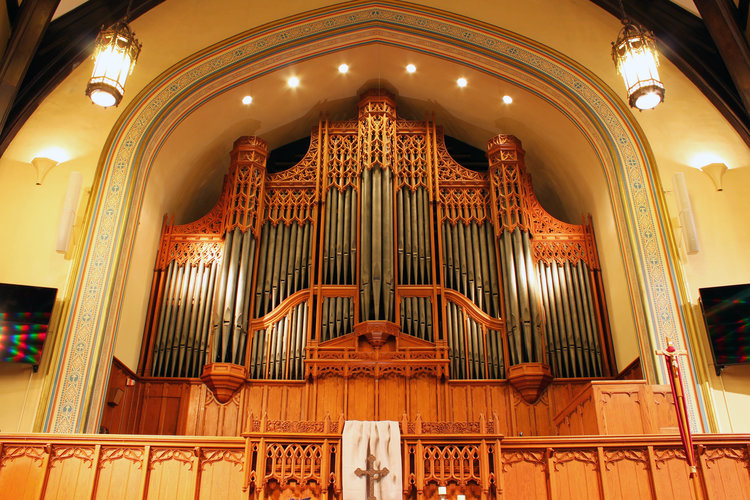 Skinner organ missouri umc connecting all people with jesus christ among the largest and finest organs in the midwest the historic em skinner instrument was installed when the church was built in 1930 ccuart Image collections