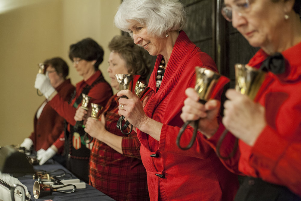 MUSIC - 70Chancel Choir members20handbell choir members8praise band members