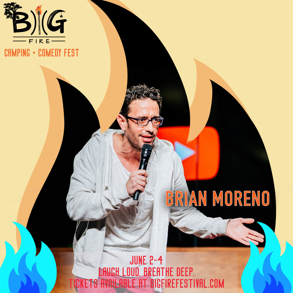 Big Fire Comedy Festival