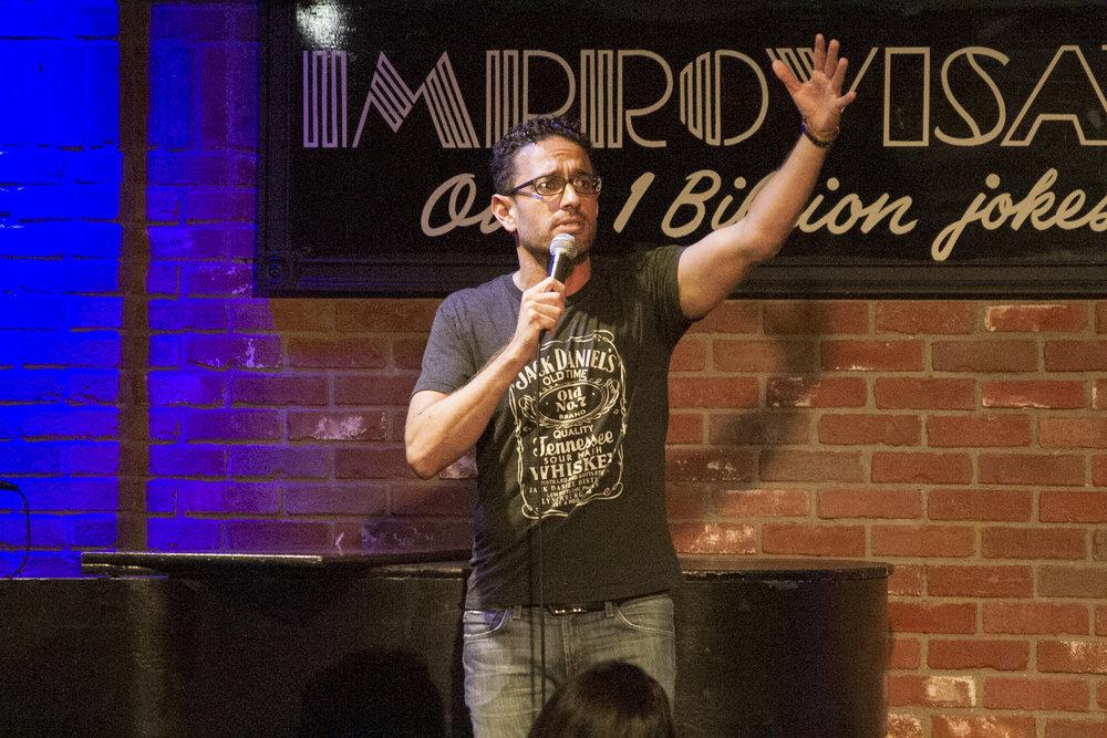 Brian Moreno Comedian