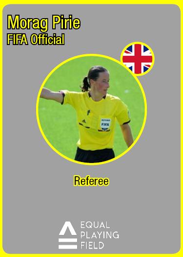 Referee Morag, Scotland