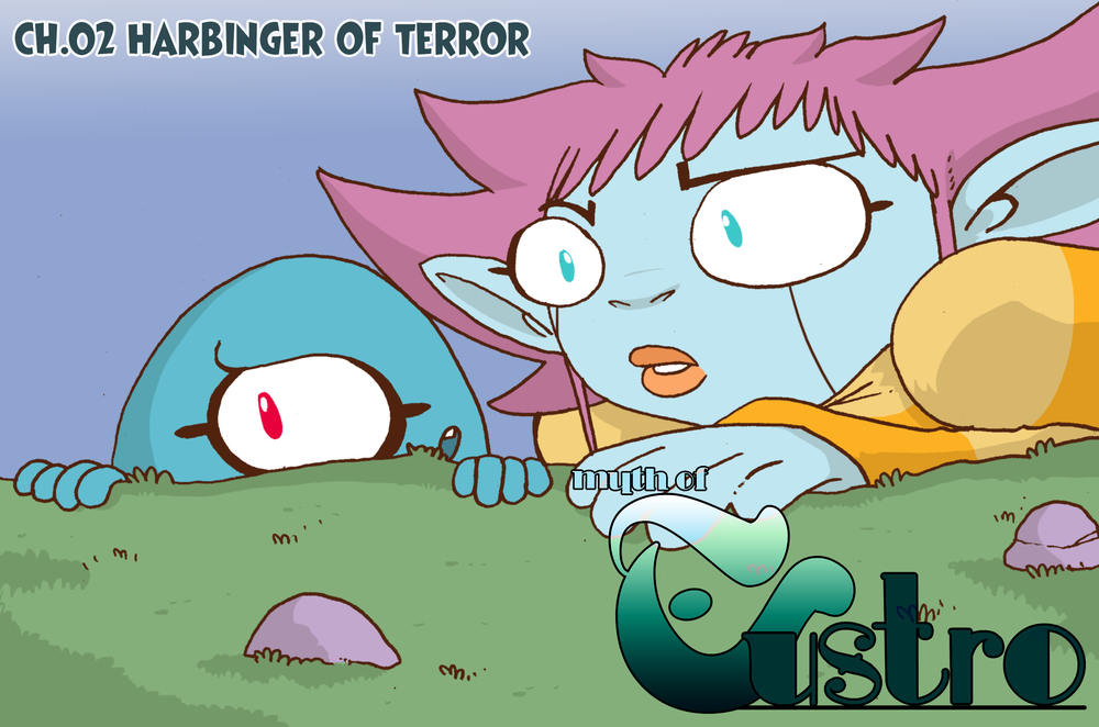 Ch. 02 Harbinger of Terror
