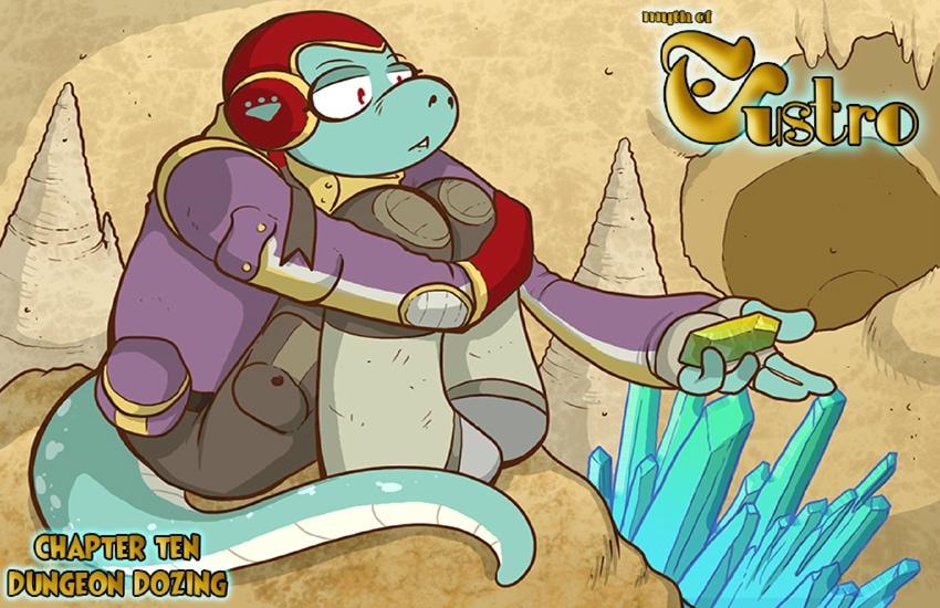 Ch.10 Dungeon Dozing
