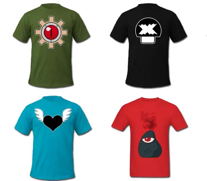 anti-nekkid wear Shirts!