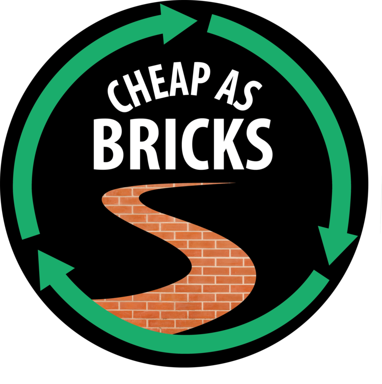 Cheap as bricks