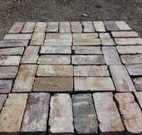 Recycled Used Bricks