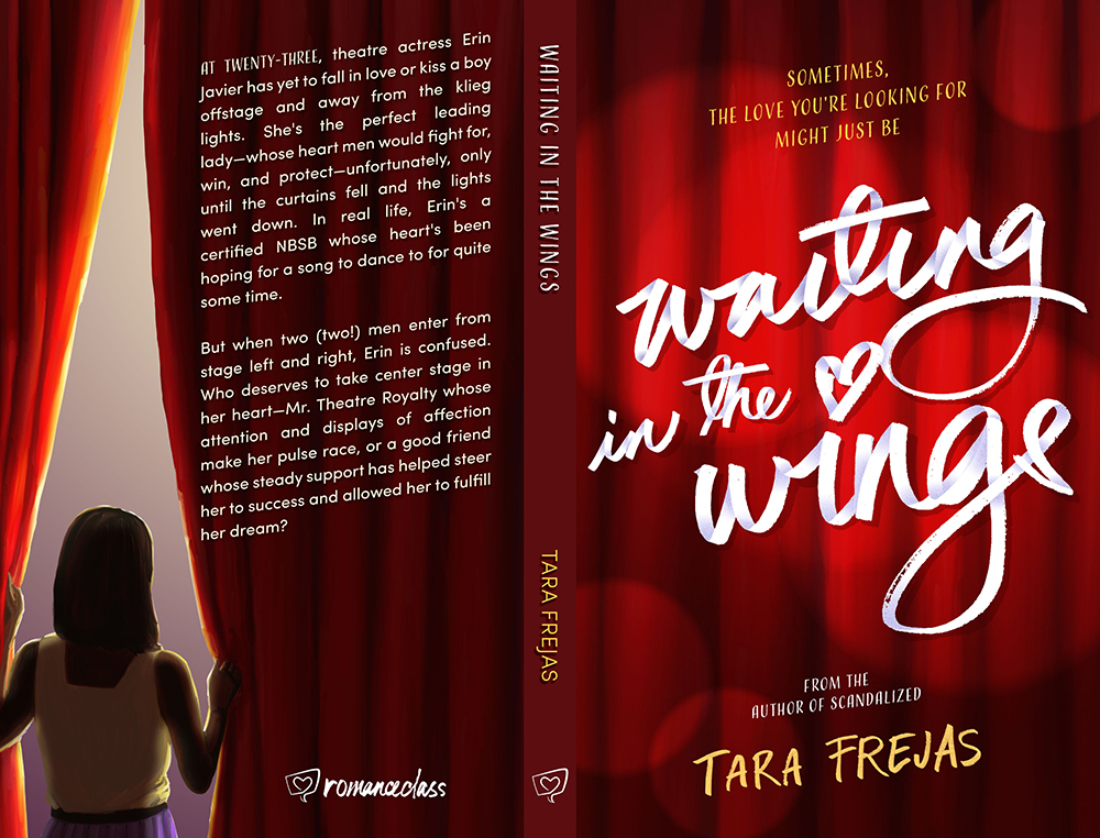 Waiting in the Wings Full Cover!