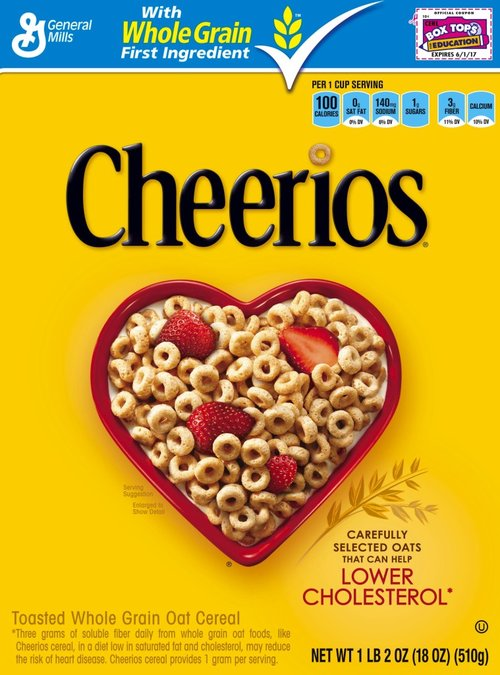 cheerios yellow a colorful approach to branding and trademarks
