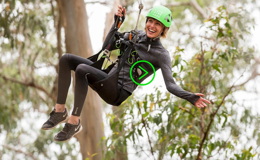 Live Wire Park - Offering electrifying outdoor experiences in the heart of Victoria's Great Ocean Road Region, Live Wire Park is the first completely off-grid elevated adventure park in Australia.Book Now
