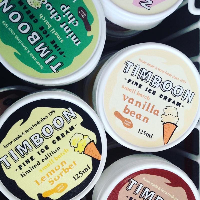 Timboon icecream
