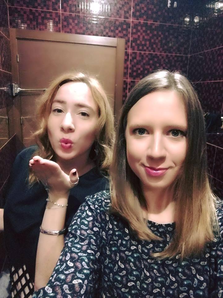 Kasia and Ivona