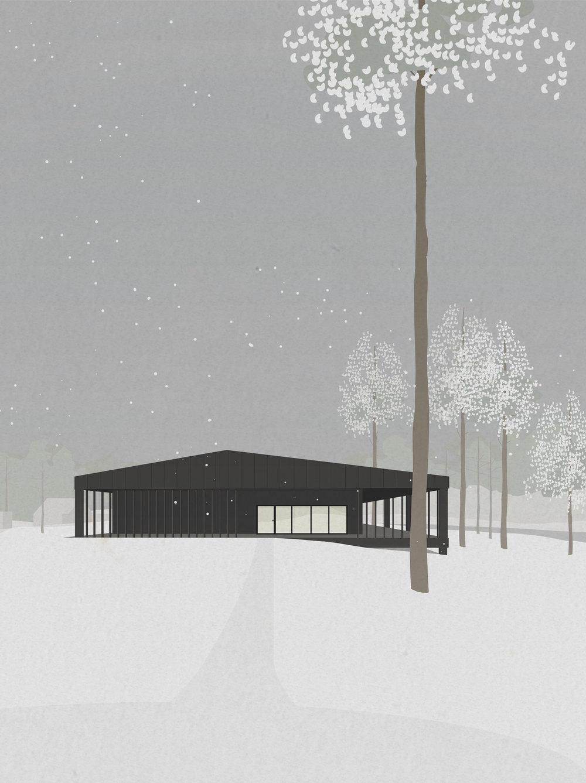 Skogfinsk Museum — Proposal