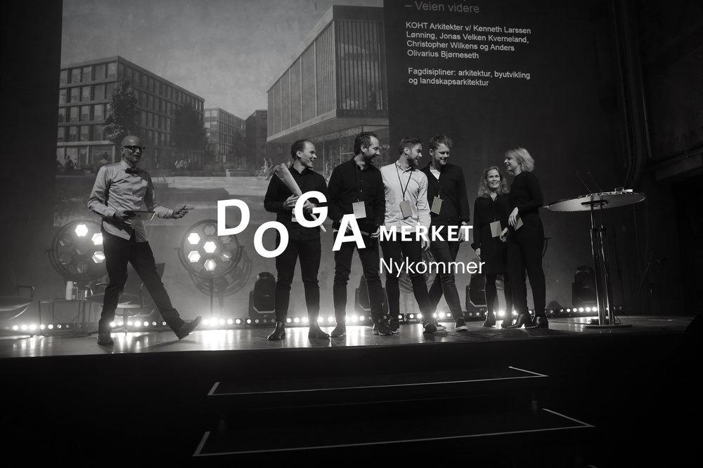 Doga Newcomer Award 2017