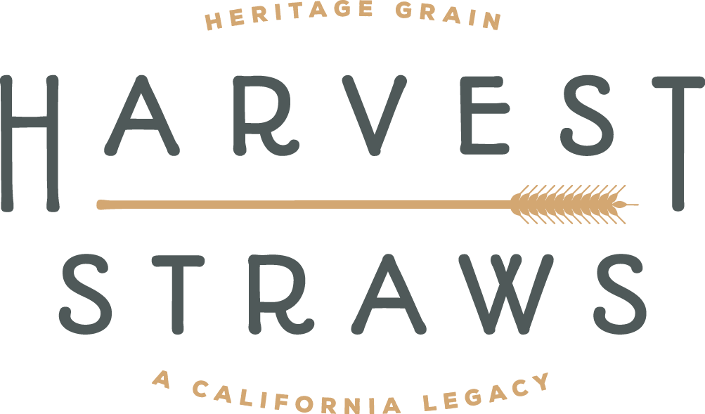 Harvest Straws - Sustainable Drinking Straw