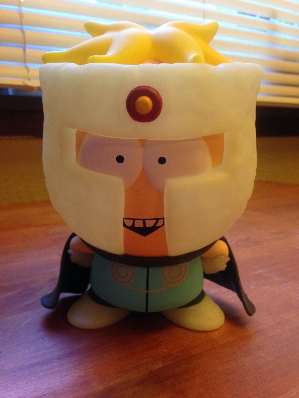 #8. Kidrobot Professor Chaos Figure