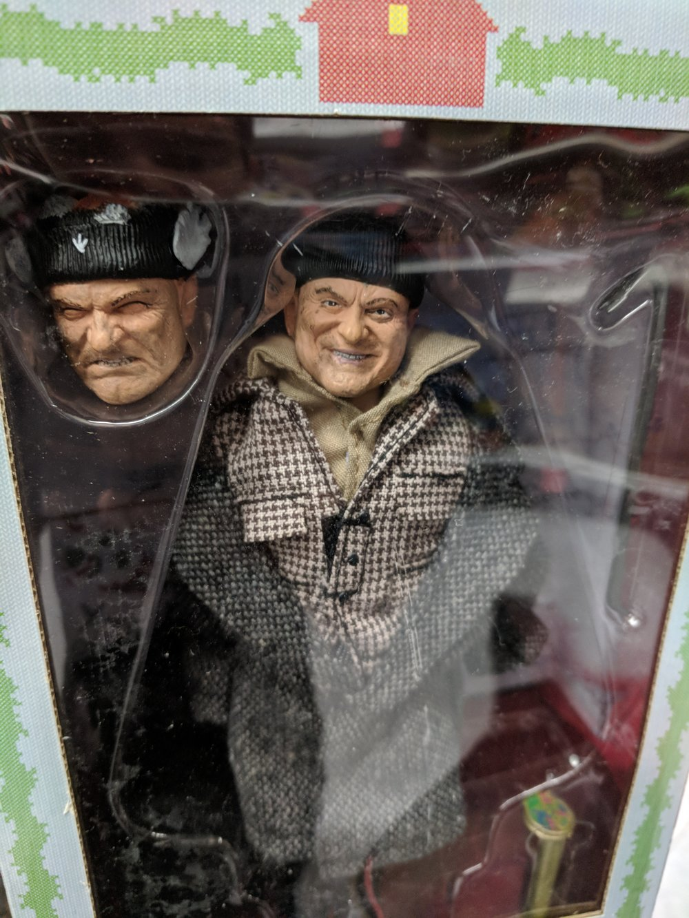 This depiction of Joe Pesci is even more terrifying than that screaming Chucky doll pictured earlier