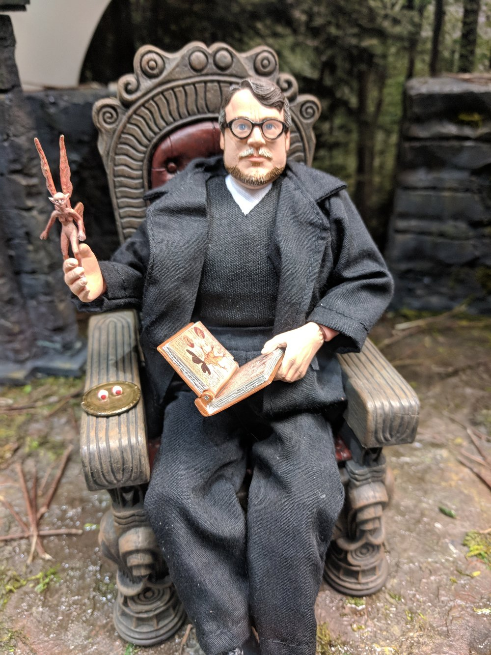 Guillermo del Toro's home is practically a horror museum. Here's your chance to start your own