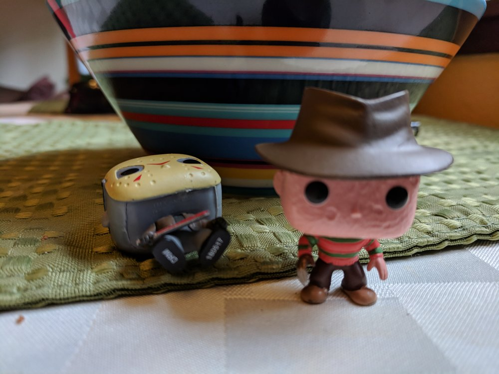 Freddy Vs Jason Vs Breakfast