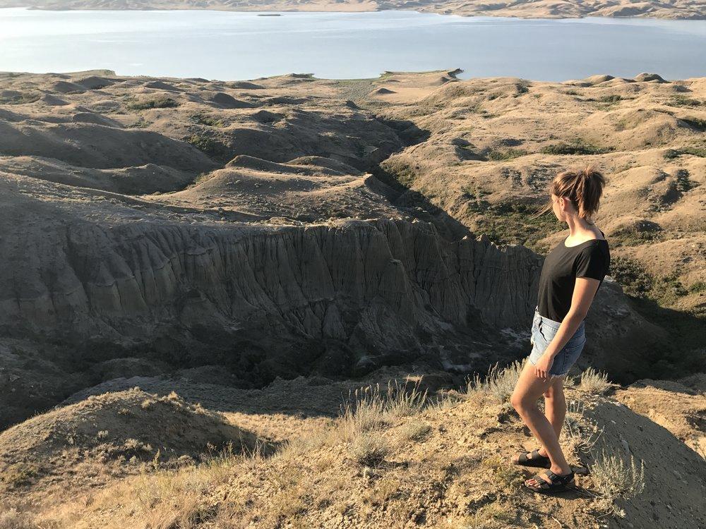 Sandcastles, Manitoba - août 2017