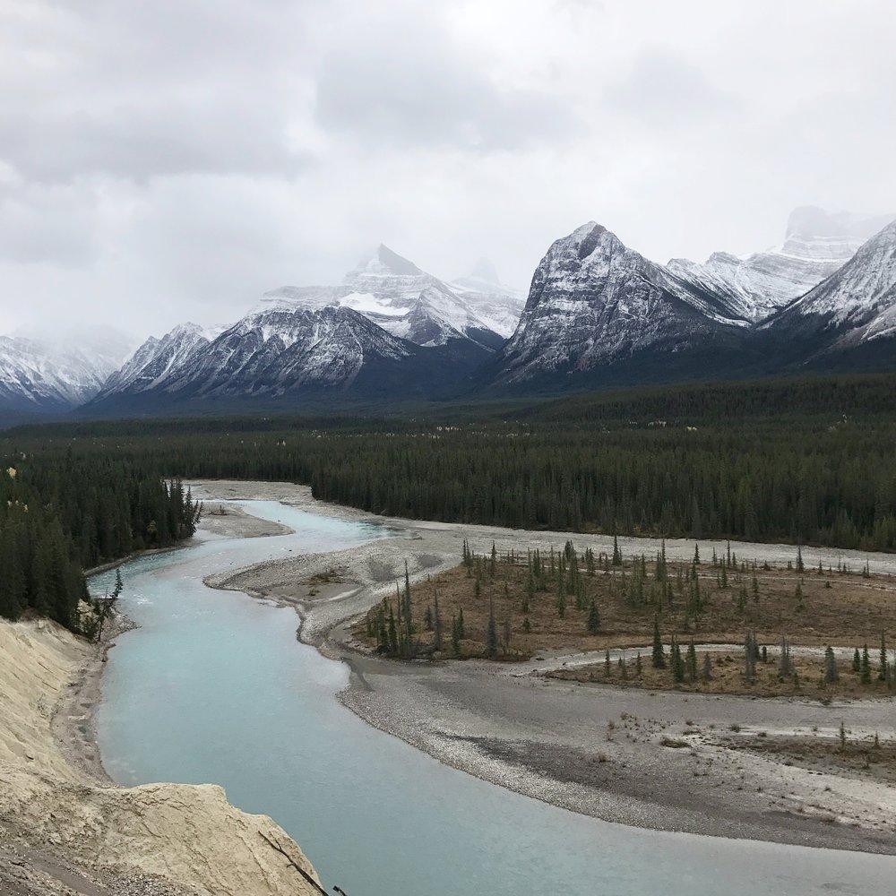 Alberta / Octobre 2017 - iPhone7