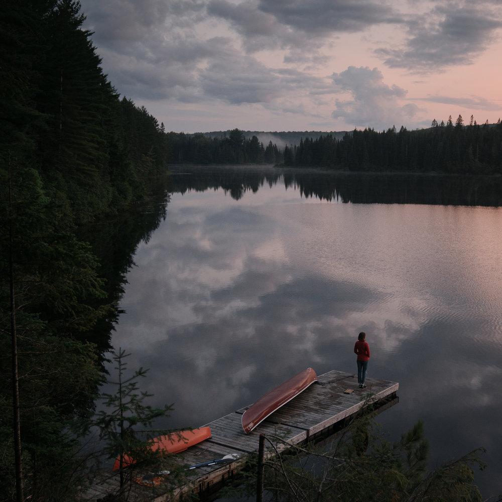 Parc Provincial Algonquin