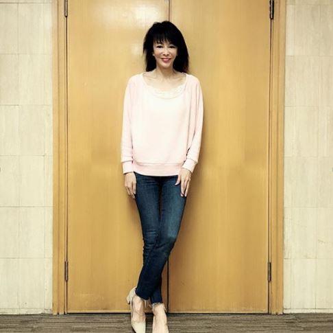 鄭裕玲 -Do Do Cheng  Mother Jeans (23/4/18)