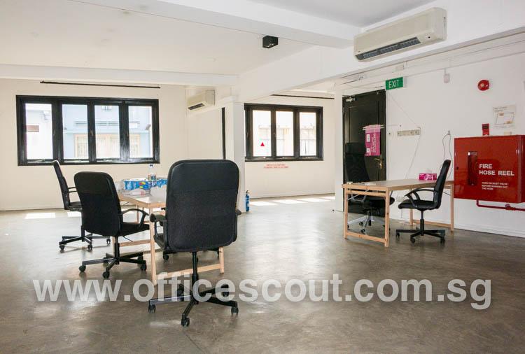 Rare! 3,617 sqft shophouse office at buzzing Circular Road