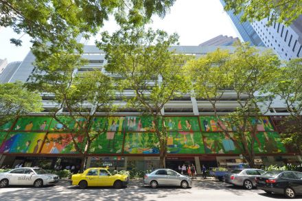 Singapore CBD Office Space for Rent - Golden Shoe