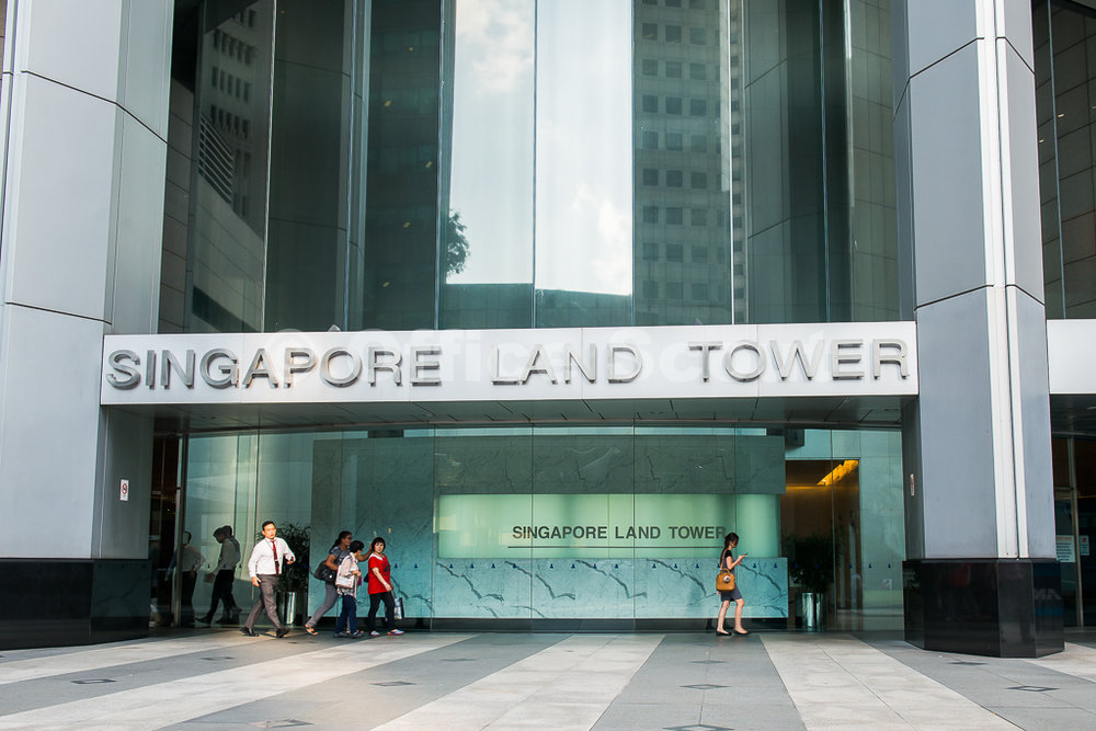 Singapore Land Tower