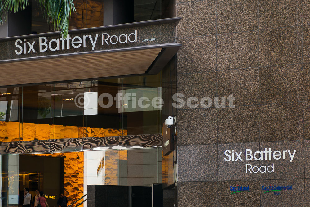 6 Battery Road