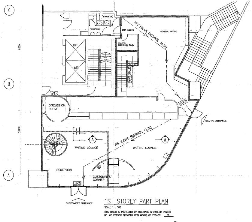 1st storey