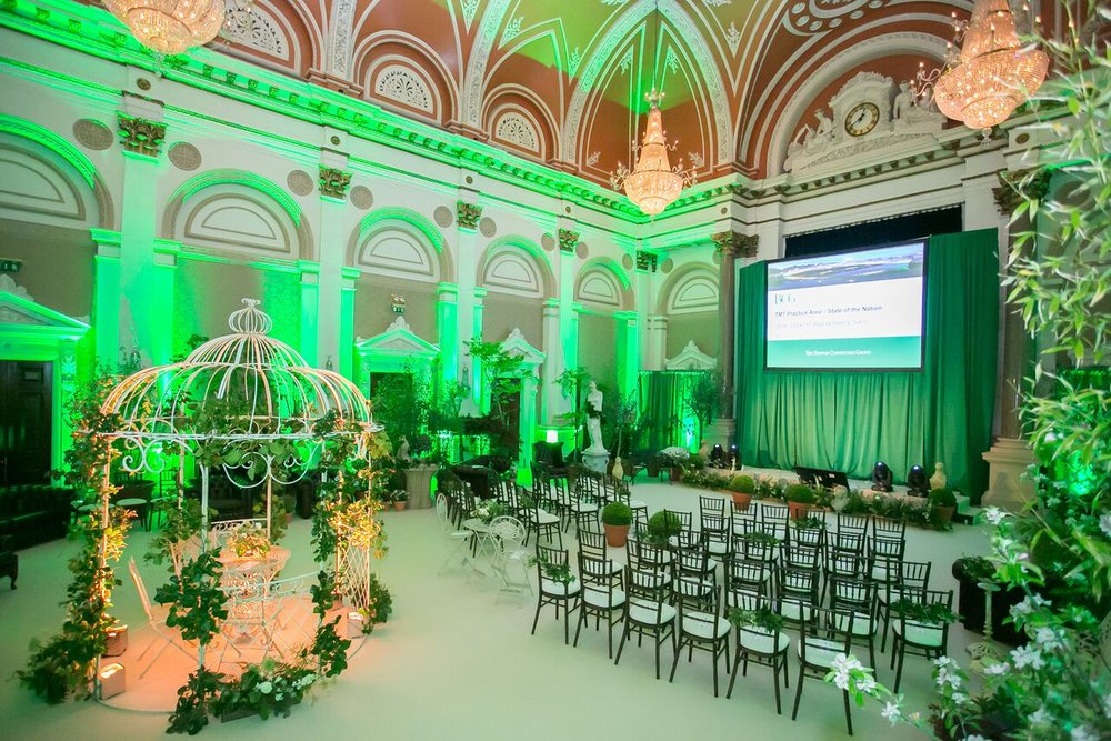 Maria Reidy Events | Destination conference Ireland | The Westin Hotel