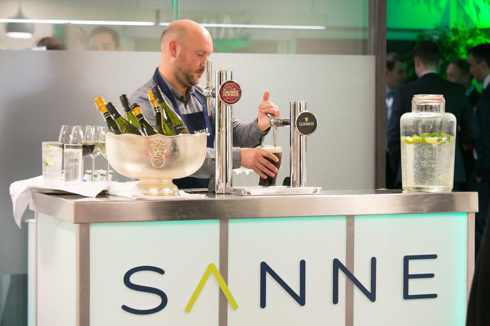 Maria Reidy Events | Property launch | Irish food | Sanne, Dublin