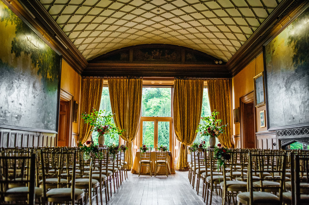 Maria Reidy Events | Destination wedding Ireland, Castle Leslie