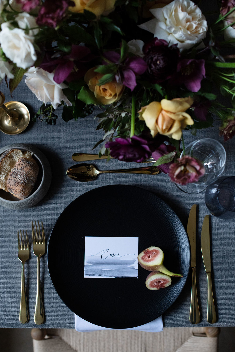Maria Reidy Events | Private dining experience, Oliver Sears Gallery