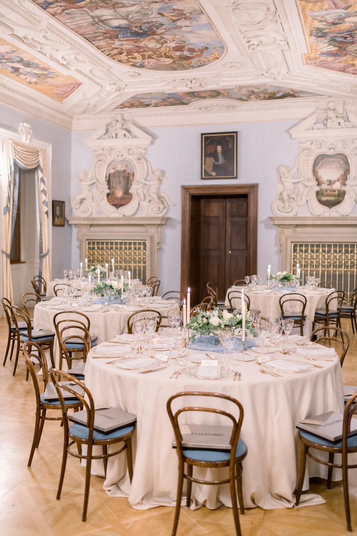Maria Reidy Events   Destination corporate event    Lobkowicz Palace, Prague