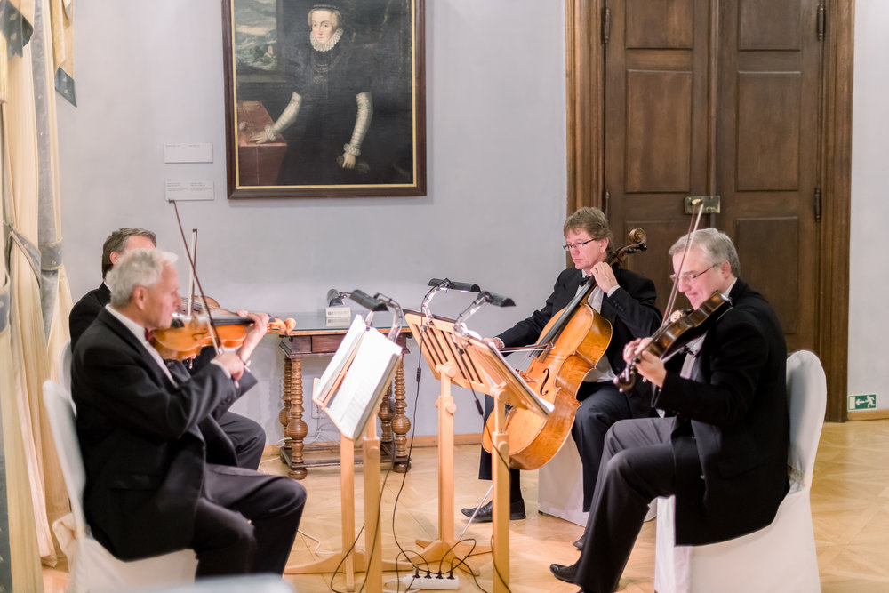 Maria Reidy Events | Destination corporate event  | Lobkowicz Palace, Prague