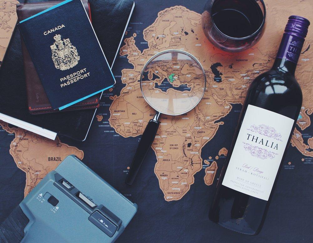 Comment préparer votre voyage -