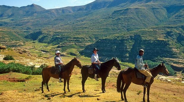 Excursions en poney