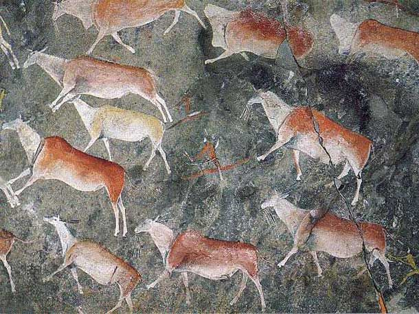 Peintures Bushman
