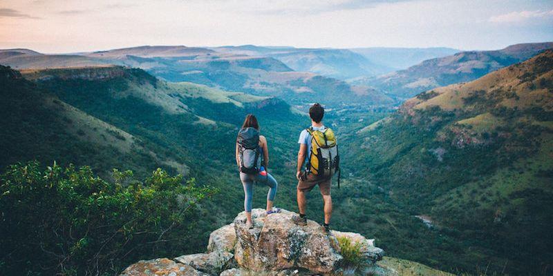 Trek à travers le Lesotho