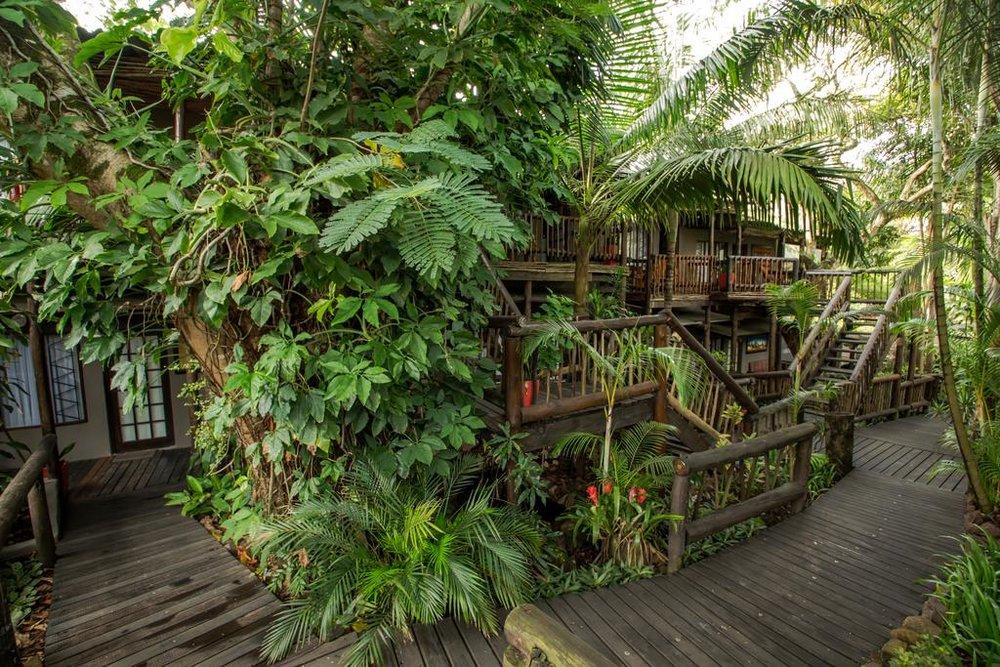 Agence de voyages basée en Afrique. Circuits et Safaris en Afrique. Loges pour les familles et les couples. St Lucia_umliloLodge.jpg