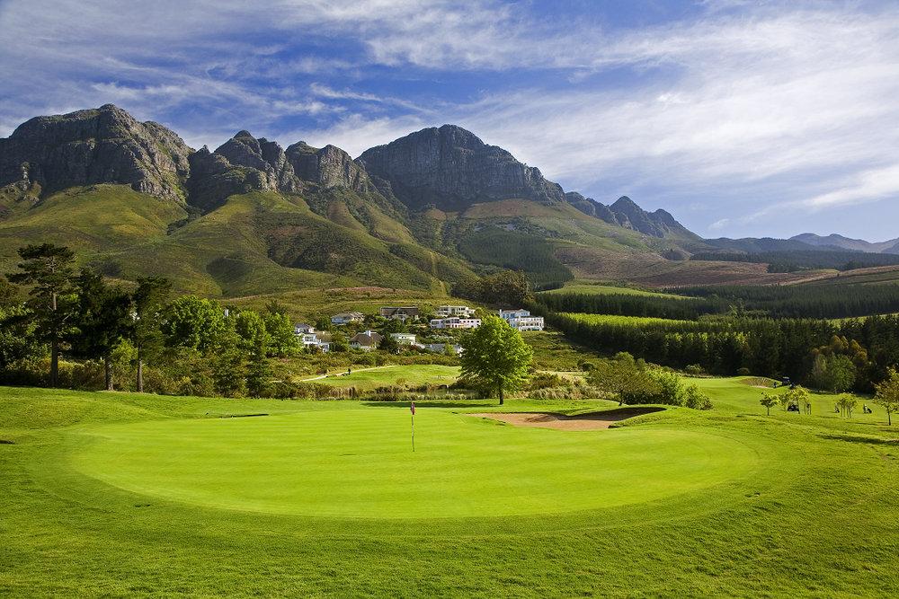 Le golf -