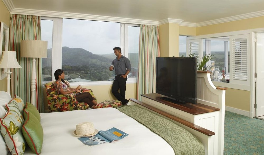Wild Coast Sun Presidential Suite - bedroom with guests.jpg