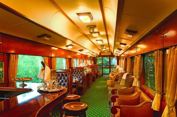 Shongololo Express -