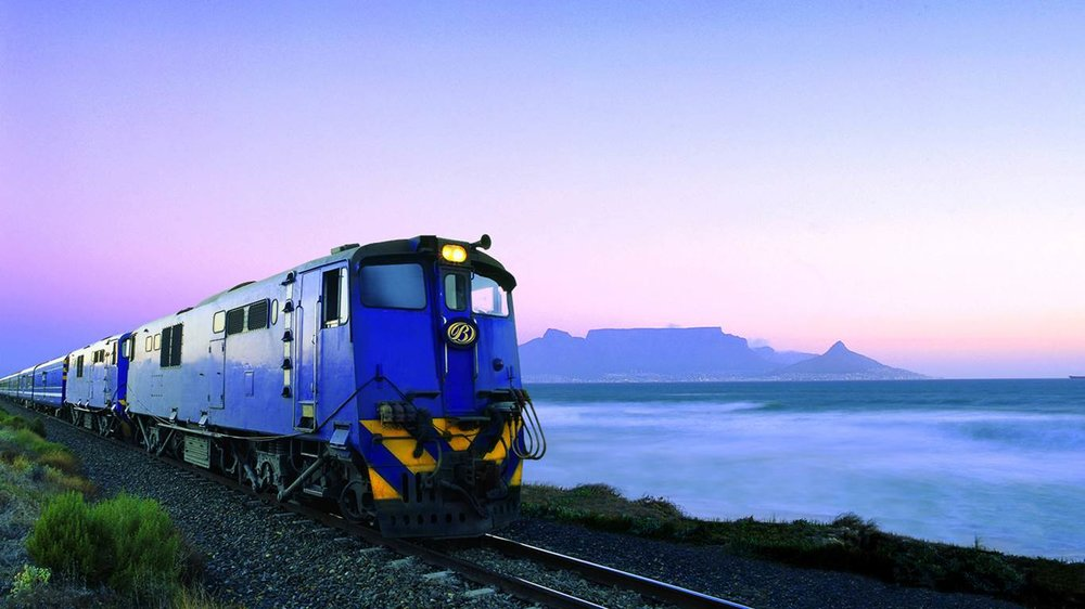 The Blue Train -