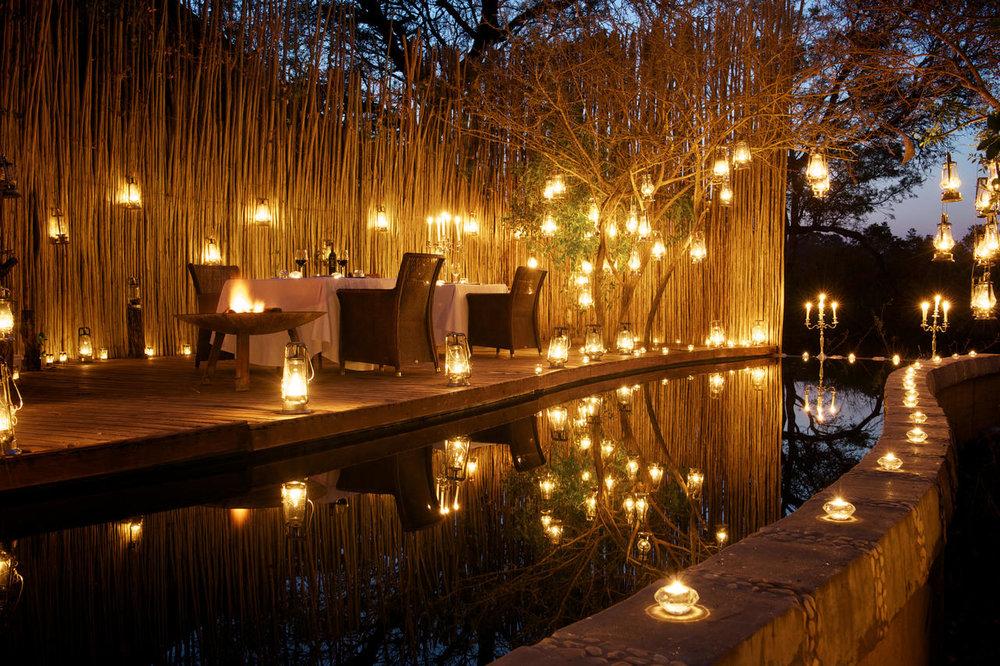 Safari romantiques -