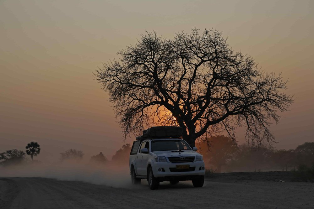 Circuits autotour - Visitez la Namibie en 4x4 de location