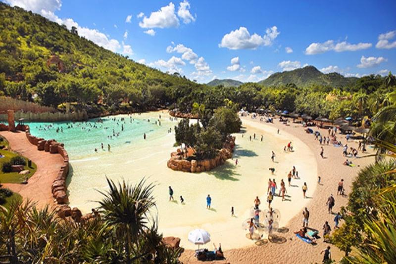Sun City et Pilanesberg -